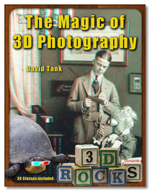 The Magic of 3D Photography